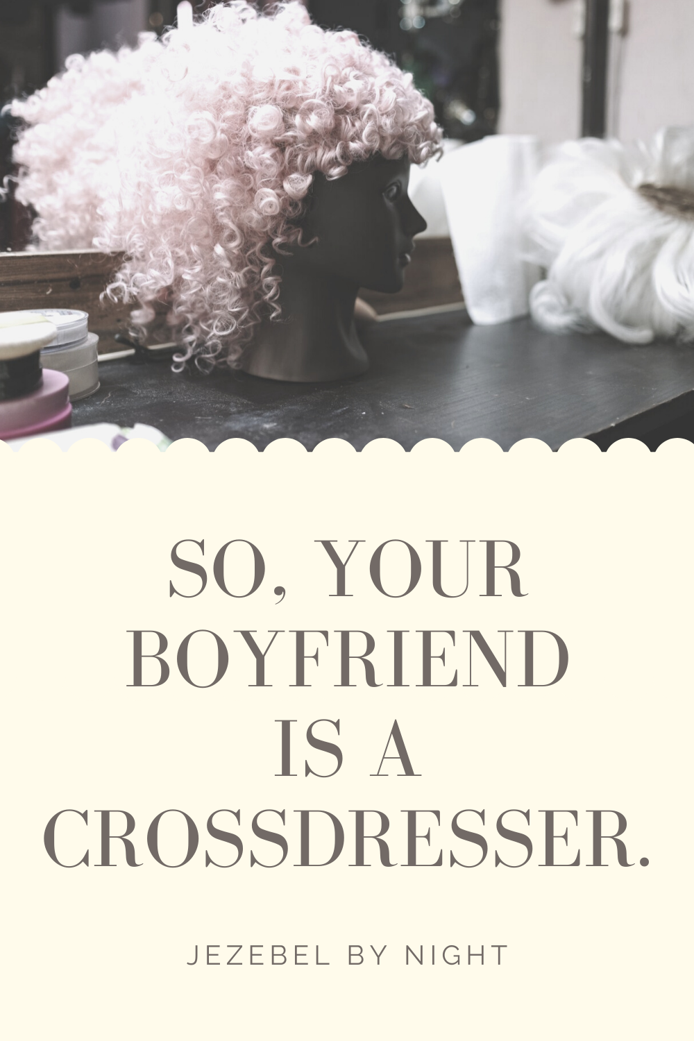 So, your BF is a crossdresser - what now? You feel confused, worried, and maybe even a little betrayed. You're questioning his sexuality, his gender, and even his feelings about you.And that's all perfectly normal. Crossdressing is one of the most misunderstood kinks, and crossdressers are often seen as the butt of a joke, resulting in many of them feeling forced to keep this side of them hidden from even those closest to them.#crossdressing #crossdresser #CD