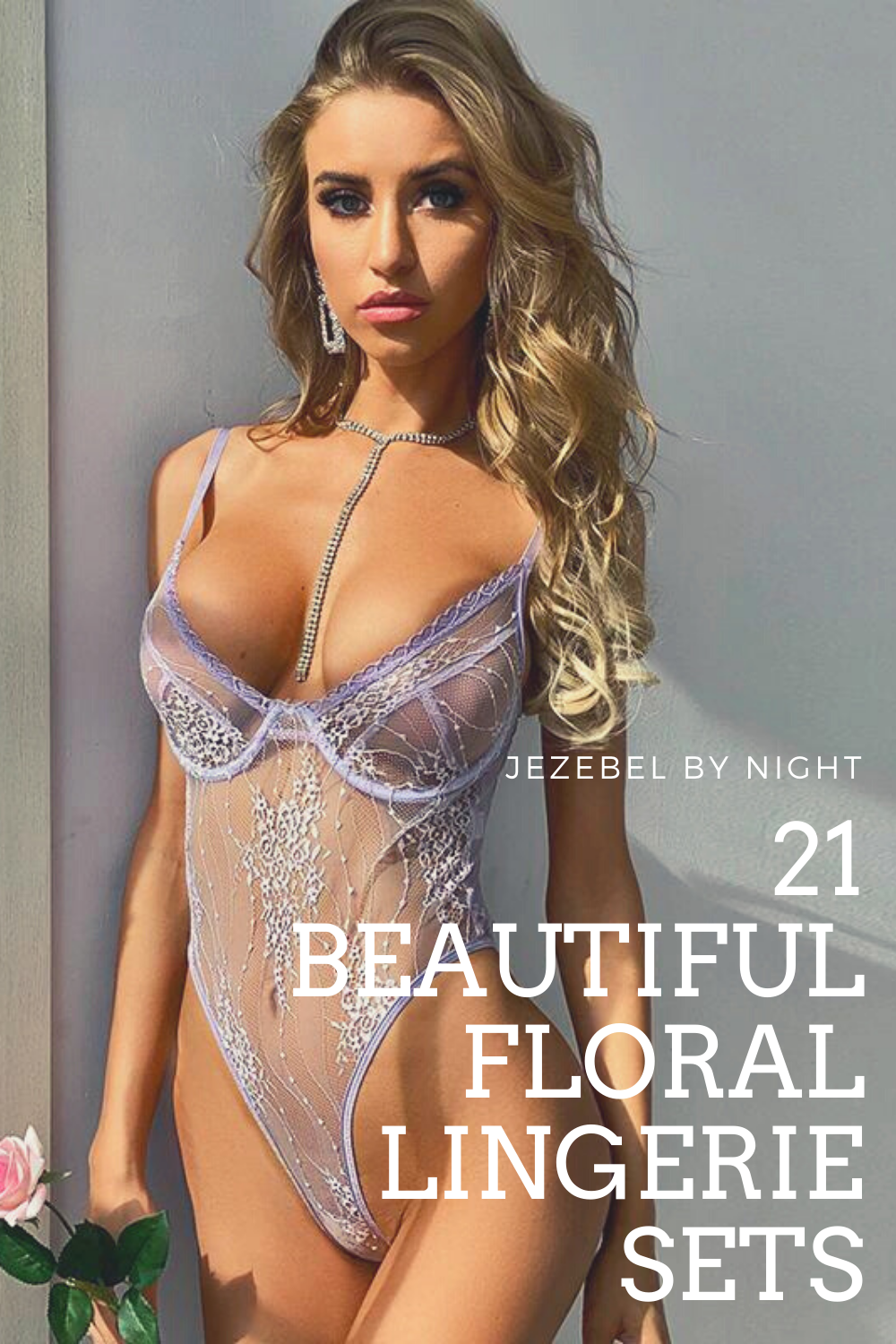 Floral Lingerie - Jezebel by Night Spring Picks. We've rounded up our best spring picks from the entire store to have you looking (and feeling) like a midsummer night's dream this spring. We have floral pyjamas, floral lace teddies, floral lingerie sets and lots of delicate lace and pastel colours to ensure you look as pretty as a picture this spring. #lingerie #summer #florallingerie #summerfashion